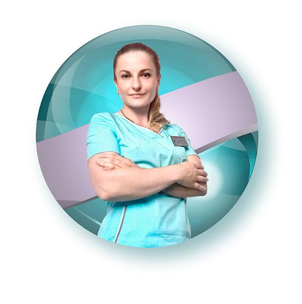 Андрющенко Ирина Александровна