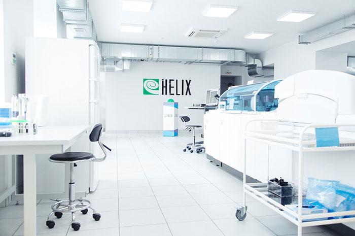 Анализы Helix
